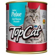 Top Cat Peixe Lata 290G