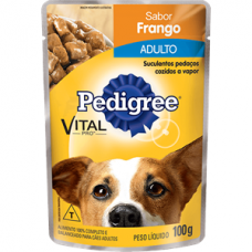 Sachê Pedigree Adulto Frango 100G